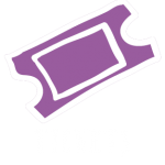 Ticket icon - click to buy tickets for doca events